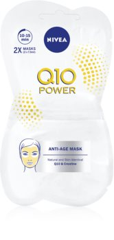 Nivea Visage Q10 Plus vyhlazující maska proti vráskám