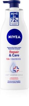 Nivea Repair & Care Regenererende kropsmælk Til ekstra tør hud