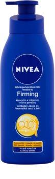 Nivea Q10 Plus lait corporel raffermissant pour peaux sèches