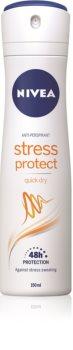 Nivea Stress Protect antiperspirant ve spreji
