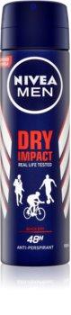 Nivea Men Dry Impact spray dezodor