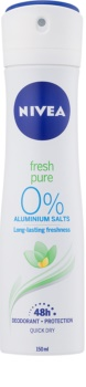 Nivea Fresh Pure deodorante spray