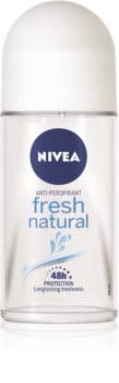 Nivea Fresh Natural antitraspirante roll-on