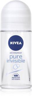 Nivea Pure Invisible Antitranspirant-Deoroller