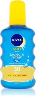 Nivea Sun Protect & Refresh Sonnenspray SPF 30