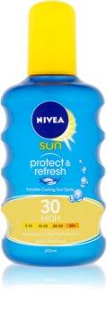 Nivea Sun Protect & Refresh Sun Spray SPF 30