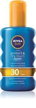 Nivea Sun Protect & Refresh napozó spray SPF 30