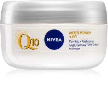 Nivea Q10 Plus remodellierende Körpercreme