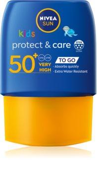 Nivea Sun Kids Pocket-Sonnenmilch für Kinder SPF 50+