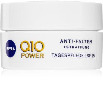 Nivea Q10 Power cremă de zi antirid SPF 15