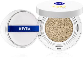 Nivea Q10 Plus Anti-Age feuchtigkeitsspendendes Make-up im Schwamm zum Auffüllen der Falten
