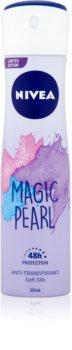 Nivea Magic Pearl antitraspirante spray 48 ore
