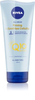 Nivea Q10 Plus gel corporal reafirmante contra la celulitis