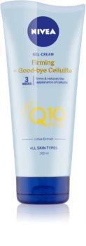 Nivea Q10 Plus zpevňující tělový gel proti celulitidě