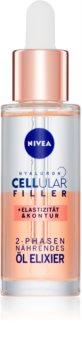 Nivea Hyaluron Cellular Filler премоделиране двуфазен маслен еликсир