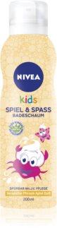 Nivea Kids Bio Aloe Vera mousse de douche pour enfant