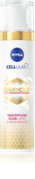 Nivea Cellular Luminous 630 дневен крем против пигментни петна