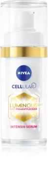 Nivea Cellular Luminous 630 интензивен серум против пигментни петна