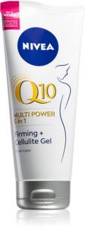 Nivea Q10 Multi Power Opstrammende gel til at behandle appelsinhud