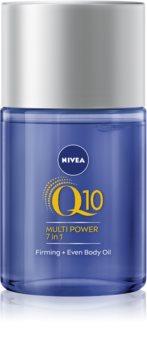 Nivea Q10 Multi Power стягащо масло за тяло 7 в 1