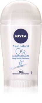 Nivea Fresh Natural deodorante solido