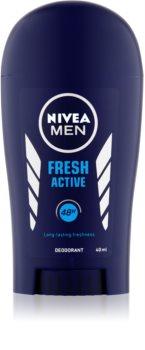 Nivea Men Fresh Active desodorante en barra para hombre