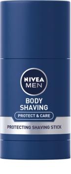 Nivea Men Protect & Care sapone per la rasatura del corpo
