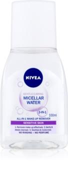 Nivea Gentle Caring успокояваща мицеларна вода 3 в 1