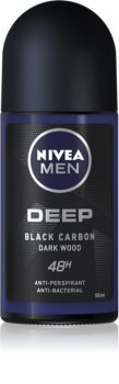 Nivea Men Deep αντιιδρωτικό ρολλ-ον 48 ώρες