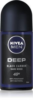 Nivea Men Deep golyós dezodor roll-on 48h