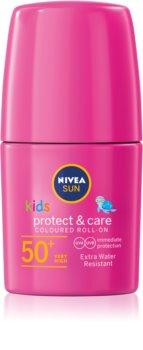 Nivea Sun Kids mleczko wodoodporne do opalania dla dzieci SPF 50+