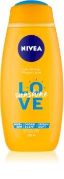 Nivea Love Sunshine osvježavajući gel za tuširanje s aloe verom