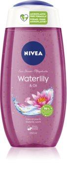 Nivea Waterlily & Oil διεγερτικό τζελ για ντους