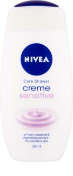 Nivea Creme Sensitive Cremet brusegel til sensitiv hud
