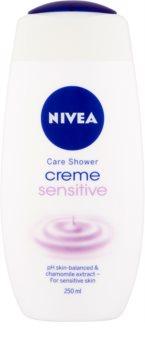 Nivea Creme Sensitive docciaschiuma in crema per pelli sensibili
