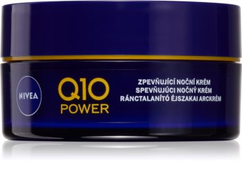 Nivea Q10 Power Night Cream for All Skin Types