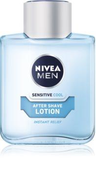 Nivea Men Sensitive афтършейв за чувствителна кожа на лицето