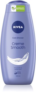Nivea Creme Smooth Caring Shower Gel With Shea Butter