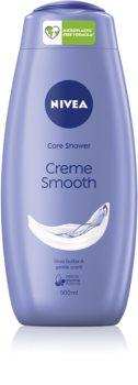 Nivea Creme Smooth душ гел - грижа с масло от шеа