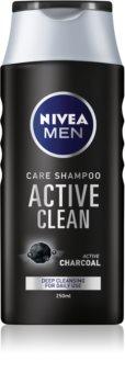 Nivea Men Active Clean шампоан за мъже