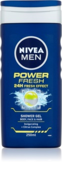Nivea Power Refresh sprchový gel