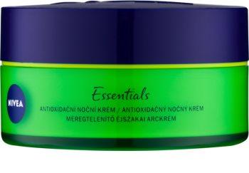 Nivea Urban Skin Detox antioxidačný nočný krém s kyselinou hyalurónovou