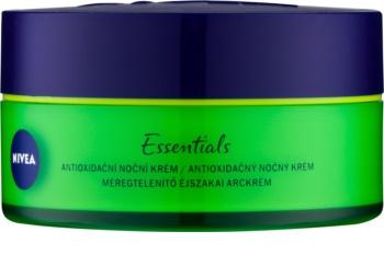 Nivea Urban Skin Detox crema antioxidante de noche con ácido hialurónico