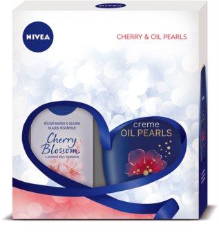 Nivea Creme Oil Pearls coffret I.