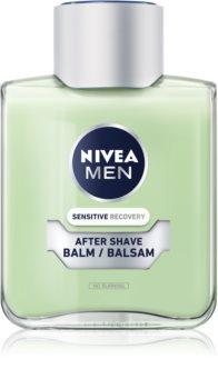 Nivea Men Sensitive успокояващ балсам след бръснене без алкохол