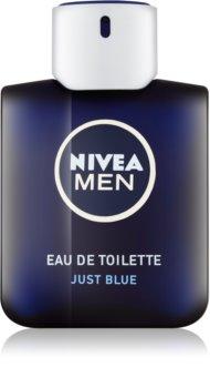 Nivea Men Just Blue woda toaletowa dla mężczyzn