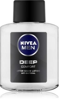 Nivea Men Deep loción after shave