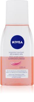 Nivea Gentle Caring Zwei-Phasen Make up - Entferner für die Augen