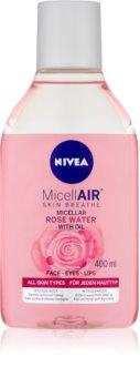 Nivea MicellAir  Rose Water eau micellaire bi-phasée