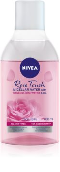 Nivea MicellAir  Rose Touch двуфазна мицеларна вода
